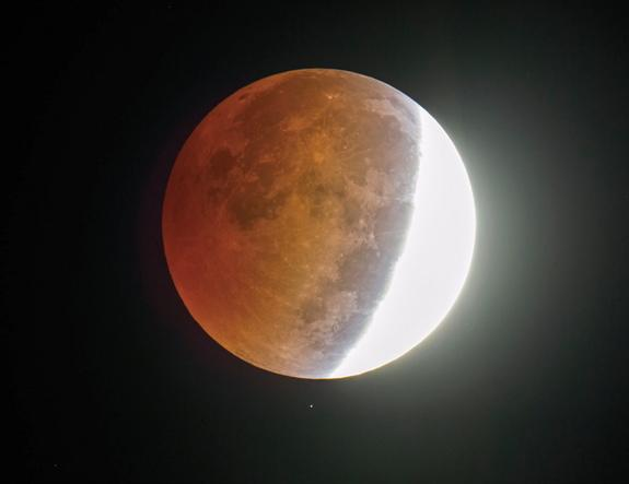 Blood Moon: Shortest Total Lunar Eclipse of the Century Rises Saturday