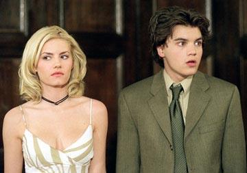 Elisha Cuthbert and Emile Hirsch in 20th Century Fox's The Girl Next Door