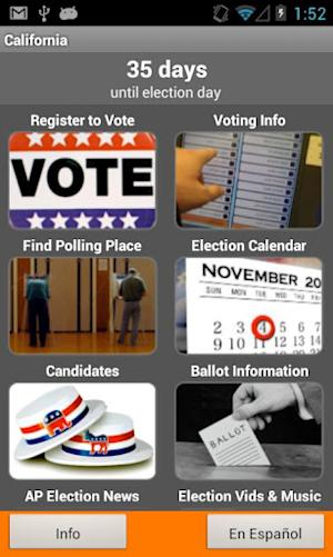 Find Your way to the Polls on Election Day With This App