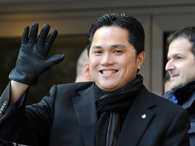 Thohir eyes Inter balance