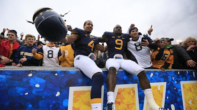 Upsets leave Big 12's CFP chances in peril