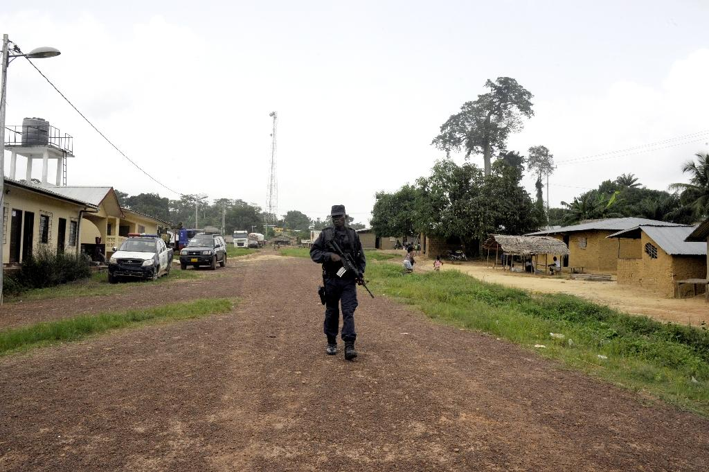 Liberia struggles with violence along insecure Ivory Coast border