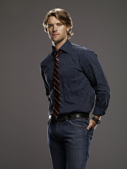 "Jesse Spencer stars as Dr. Robert Chase in ""House."""