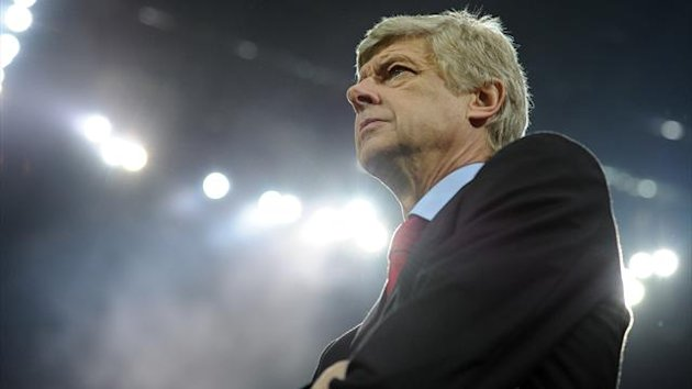 FOOTBALL 2012 Arsenal - Wenger