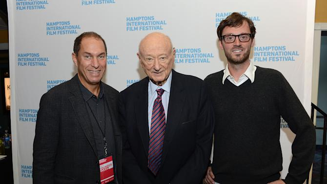 "20th Hamptons International Film Festival - ""Koch"""
