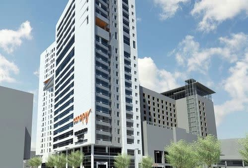 Hilton 'Canopy' Hotel to Rise Downtown, with 'Local' Flair