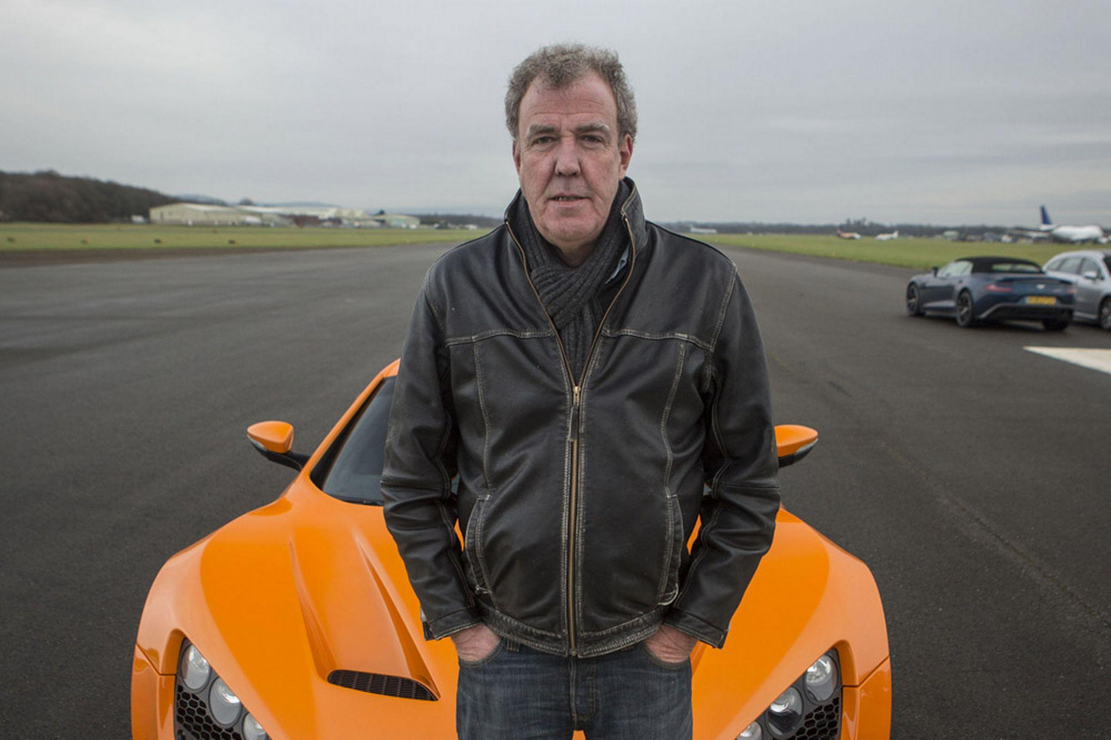'Top Gear': Jeremy Clarkson's Contract Won't Be Renewed By BBC – Reports