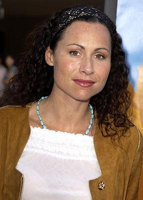 Minnie Driver at the LA premiere of Divine Secrets of the Ya Ya Sisterhood