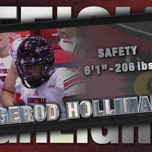 2014 Official Highlights | Louisville S Gerod Holliman