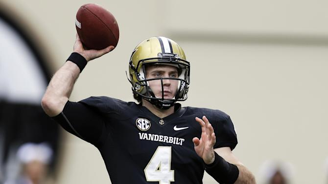 Vanderbilt ready to tighten up quarterback pool