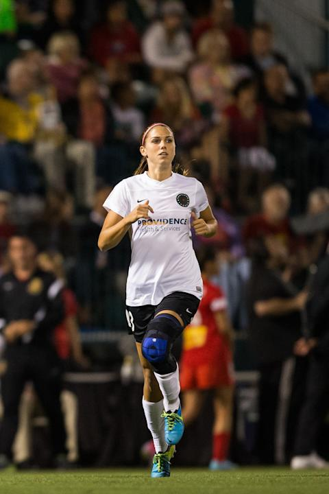 NWSL Championship - Portland Thorns FC v Western New York Flash