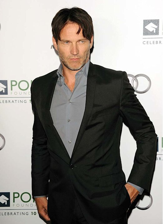 Stephen Moyer Point HonorLA Gala