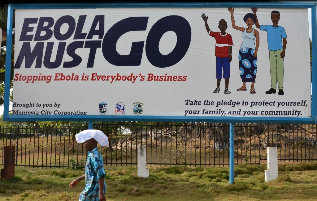 Researchers find Ebola 'Achilles heel': study