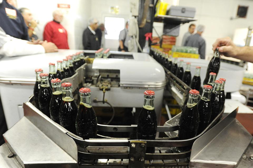End of the line for returnable Coca-Cola bottle