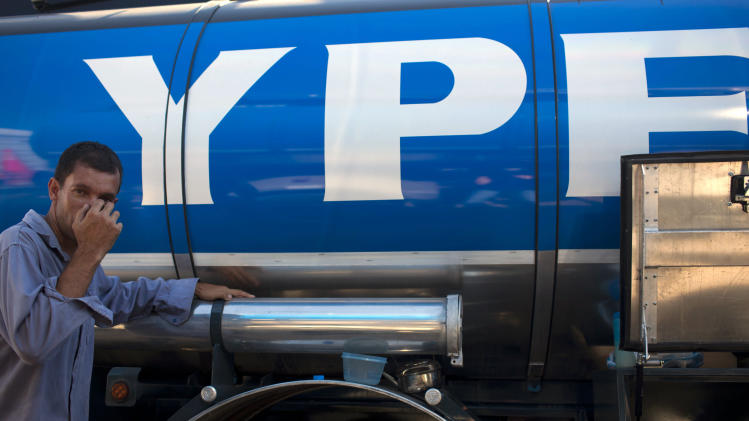 Energy crisis provokes Argentine YPF expropriation