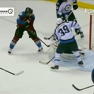 Matt Duchene chips in OT winner in front