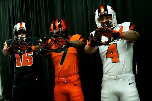 Oregon State unleashes...The BEAVERSHARK!
