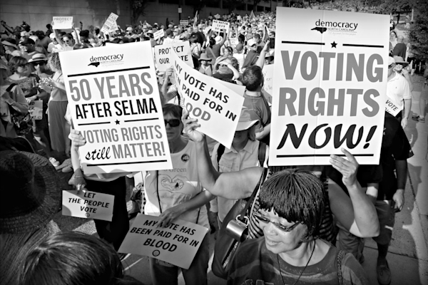 Black Voting Rights 72
