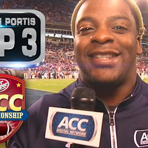 CP's Top 3 | Top 3 Favorite Moments From ACC Championship Weekend