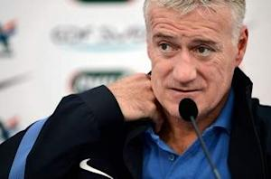 Deschamps continues war of words with Villas-Boas over Lloris