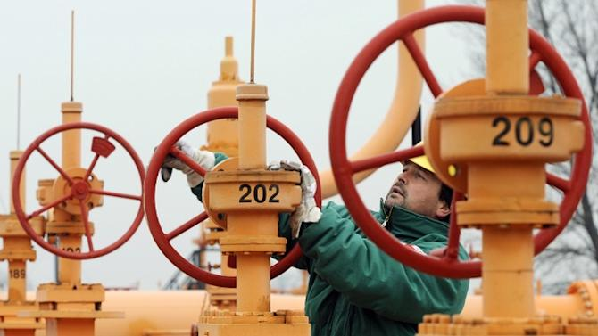 Ukraine Considers Sanctions That Would Block the Flow of Gas from Russia