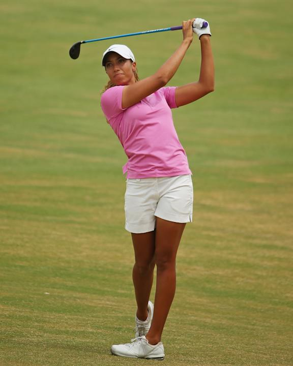 ISPS Handa Women's Australian Open - Day 2