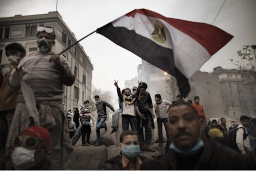 Egypt currently receives $1.3 billion a year in aid from the United States