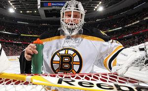 Tim Thomas can't be faulted for decision