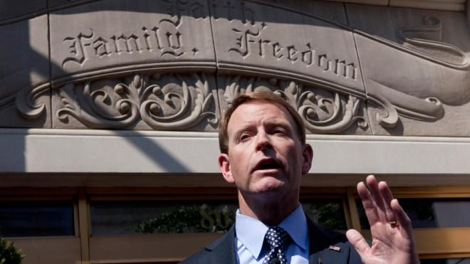 What Tony Perkins wants may cost the GOP the young and moderate voters it needs to win elections.