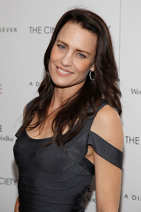 The Private Lives of Pippa Lee NYC Screening 2009 Robin Wright Penn