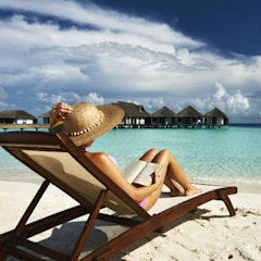 10 inspirational beach reads to help you lose weight and get fit
