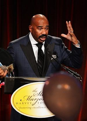 Steve Harvey Signs Long-Term, Expanded Deal With Clear Channel