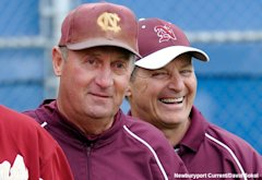 Newburyport baseball coach Bill Pettingell