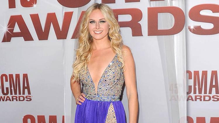 Laura Bell Bundy CMA Awards