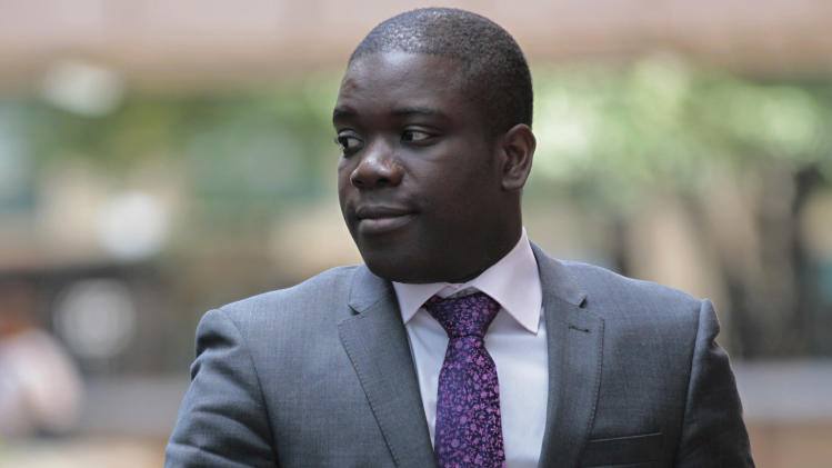 UBS rogue trader Kweku Adoboli guilty of fraud