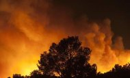 Spanish Forest Fires: Thousands Flee Homes