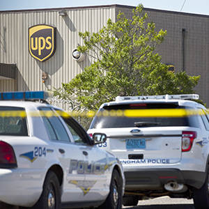 Police: 3 People Dead in Ala. UPS Shooting