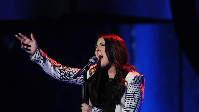 """American Idol"" Top 10 - Kree Harrison"