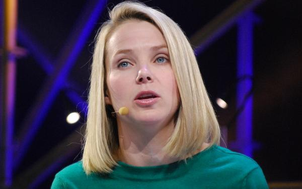 Is Marissa Mayer Ready for Her Close-up?