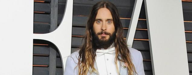 Jared Leto chops off his locks for role
