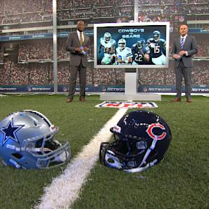 'NFL Fantasy Live': Dallas Cowboys vs. Chicago Bears preview