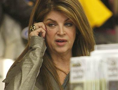 pst Kirstie Alley Shoping