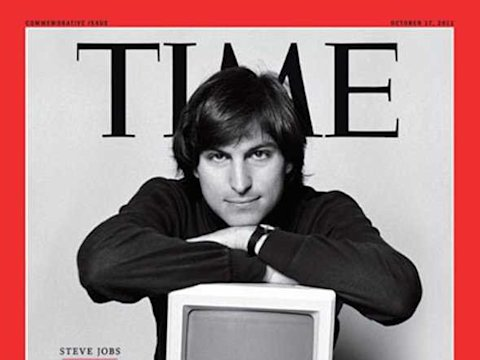 Time Steve Jobs cover