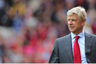 Arsene Wenger said his new strike force needs to gel