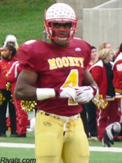 Cardinal Mooney safety Marcus McWilson, who listens to Justin Bieber before taking the field — Rivals.com