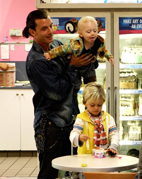 Rossdale Gavin Ice Cream