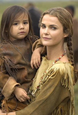 Keri Russell with Dylan Bird-Papin