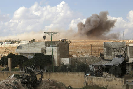 White House: Russia has intensified strikes on Islamic State in Syria