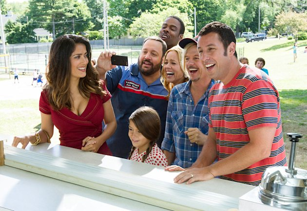 Grown Ups 2 Stills