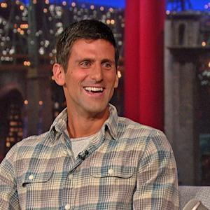 Novak Djokovic Tells David Letterman How He Started Playing Tennis